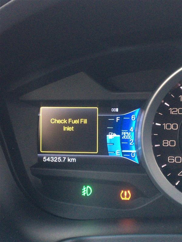 Check Fuel Fill Inlet >> Check Fuel Fill Inlet その2 フォード エクスプローラー By