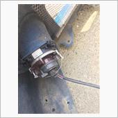 フォグをHID化していきます!<br /> <br /> レガシィのフォグはH3バルブとのことで、前車のものをそのまま使うことにしました!