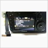 EOS 7D Mark II ファームウェア Version 1.1.1