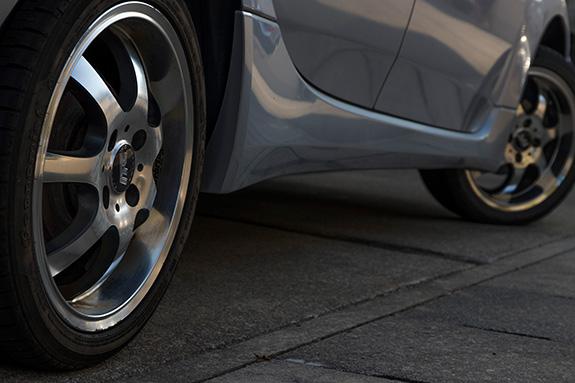三菱アイ MMC Mitsubishi i RAYS レイズ セブリング Sebring ITC