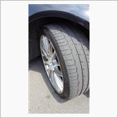 タイヤ交換(DUNLOP SP SPORT MAXX 050+)
