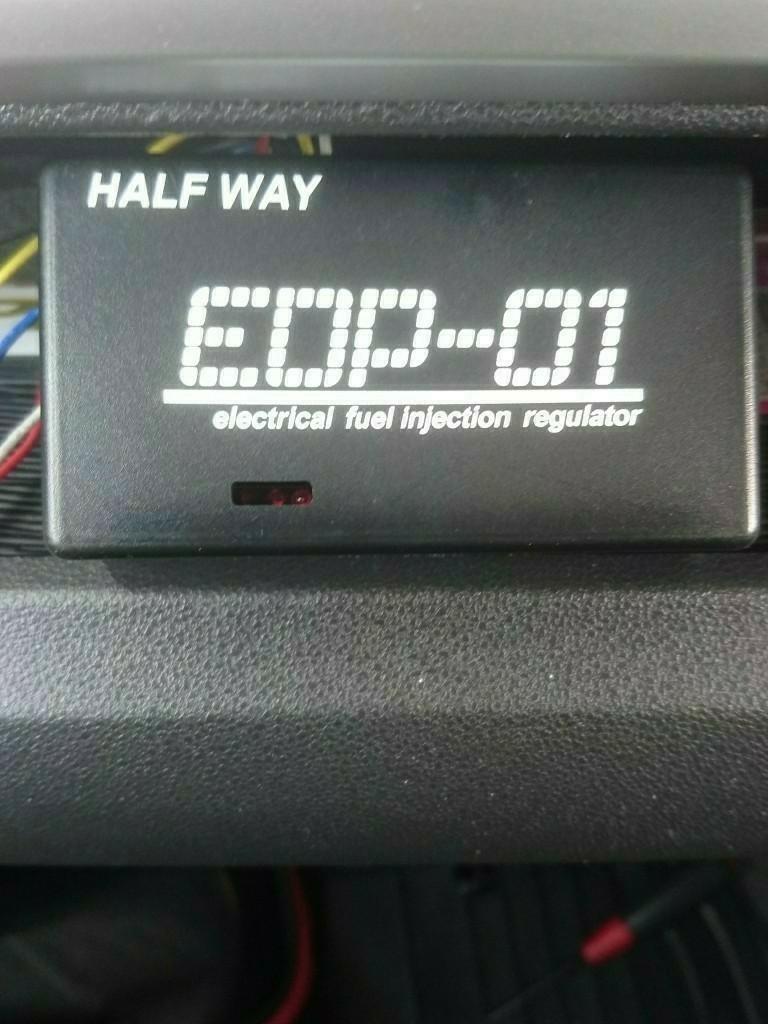 EDP-01取り付け