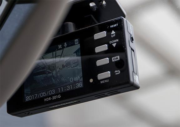 コムテック HDR-201G COMTEC ドラレコ ドライブレコーダー
