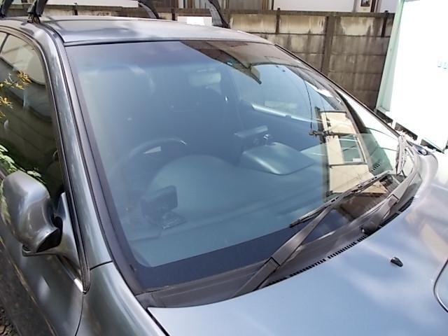 運転席側ヘッドライトの交換