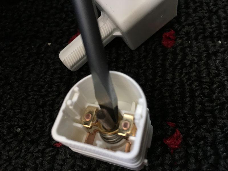 ESP機能を完全オフ?にするスイッチ製作