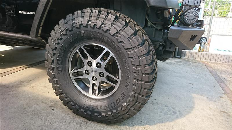 TOYO OPEN COUNTRY M/T 315/75R16