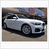BMW:1シリーズ(F20)にダブルスポーク436Mをお取り付け!