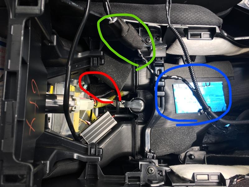 Grazio&Co.  POWER USB4.2 TT  取り付け