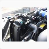 M6ボルトが使用してある部分でワッシャーカマせるスペースがある所は全てです。