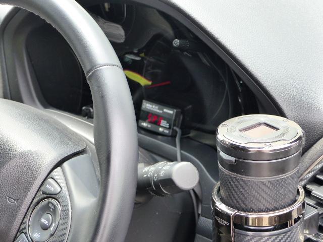 PIVOT 3-drive FLAT (THF2) 取り付け