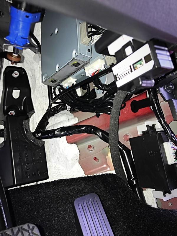 コムテック レーダー探知機 ZERO 700VA-S 取付❕パート2