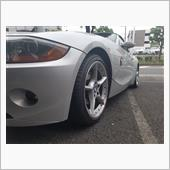 BMW:Z4(E85)にアドバンRZ-DFをお取り付け!