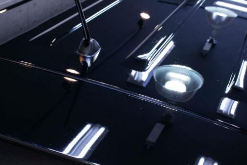 まさにタフガイ トヨタ ヴァンガード ガラスコーティング【リボルト金沢】