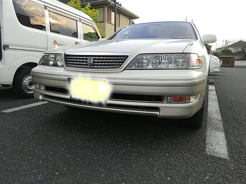 車検と傷修理