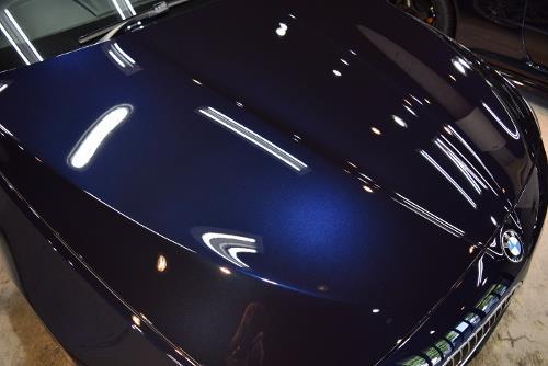 「駆け抜ける王道スポーツセダン」BMW 523i M-Sportsのガラスコーティング【リボルト松