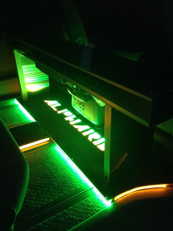 セカンドフロアー ELワイヤー シフトインジケーター連動システム(1)