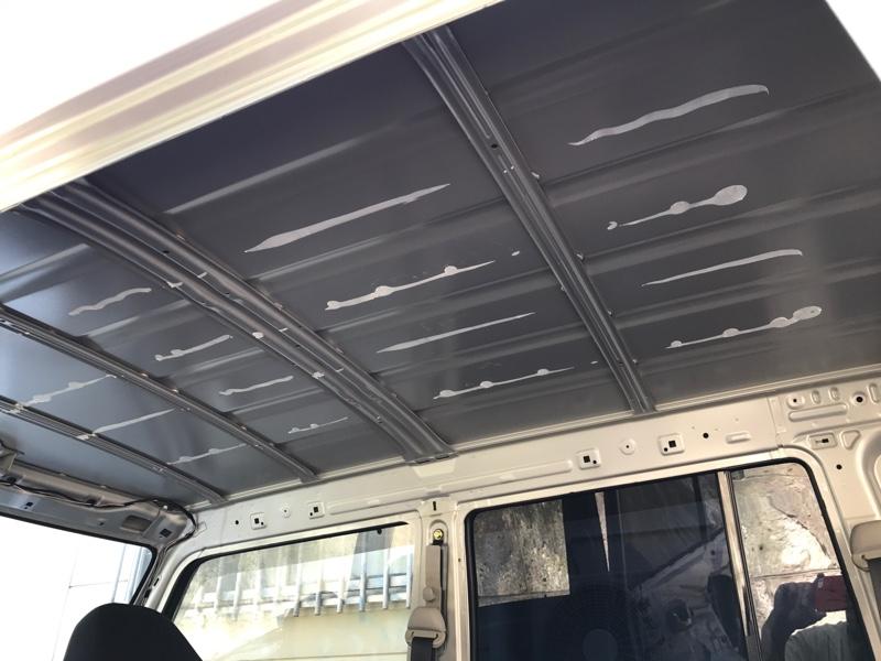 天井洗浄静音化計画!