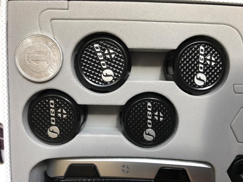 空気圧センサー交換
