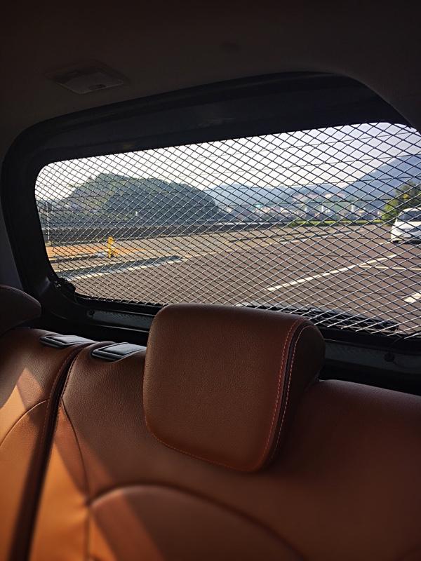 エキスパンドメタルで始める護送車カスタム