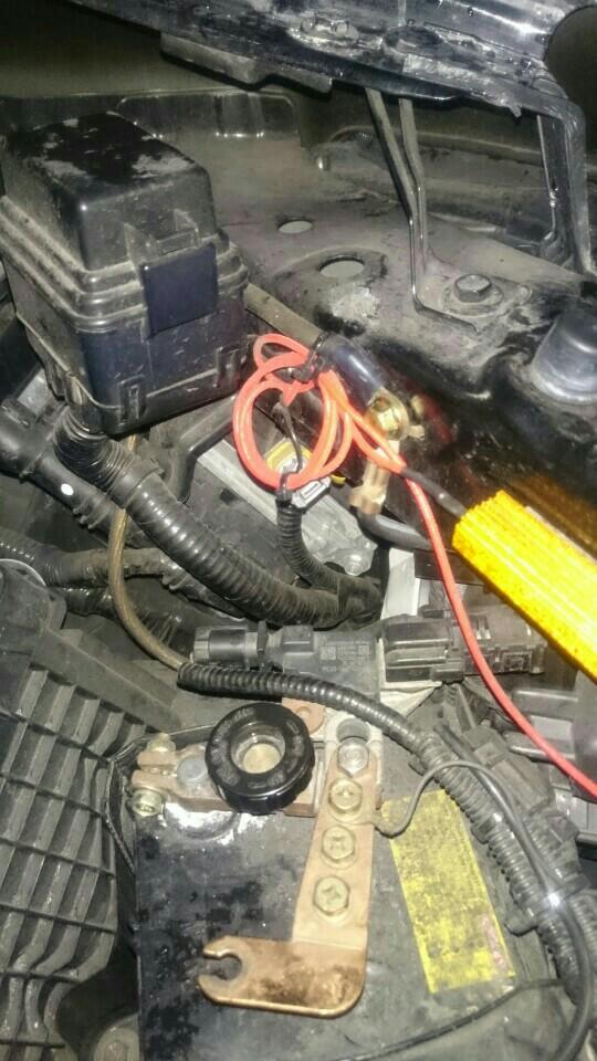 3Q自動車 レアボルト(赤)