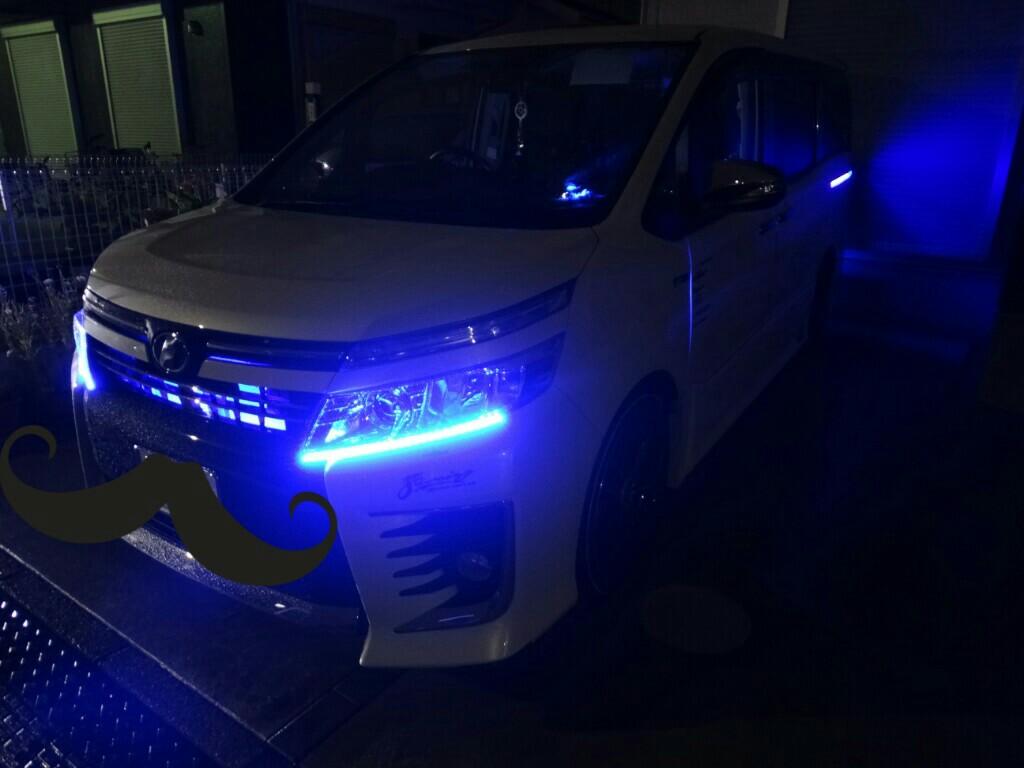 グリル内LED移設