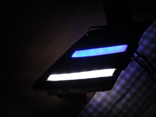 自作ヘッドライト(その1)