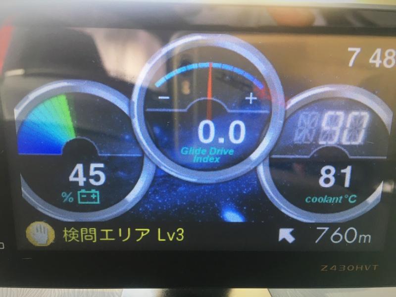 eco Glider GT+ 走行記録 1414★★★
