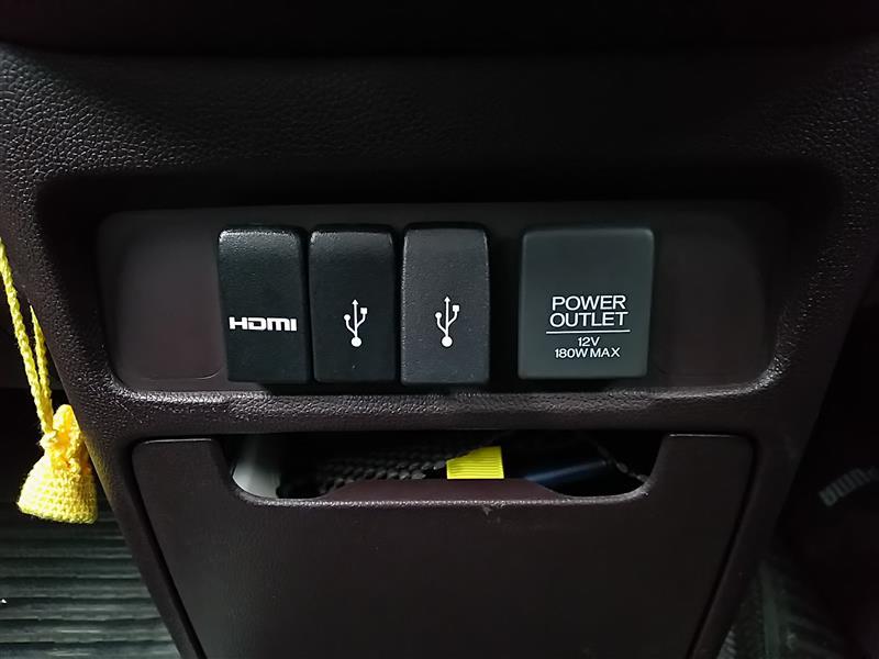 USB取り付け