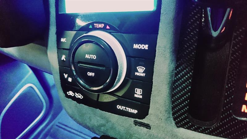 内装張り替え その3 AUTOMAX izumi スエードシート