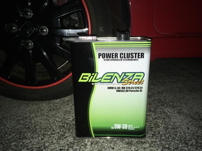 パワークラスター BILENZA 5W-30