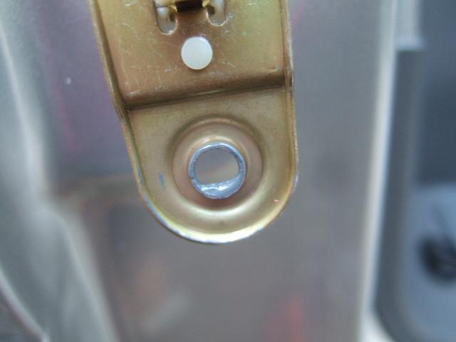 ドアスイッチのメンテナンス