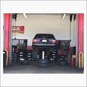 タイヤ交換とアライメント