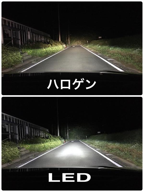 (HB3) ハイビームLED化
