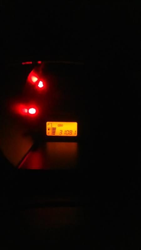 ヘッドライト LED →純正ハロゲン