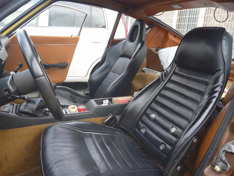 S30 S2000純正シート装着