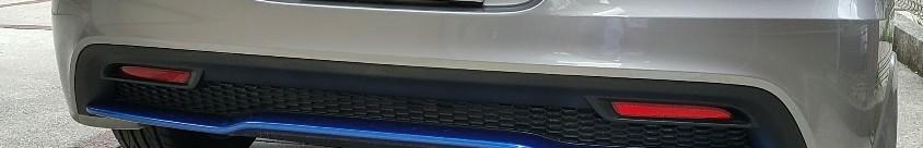 LEDリフレクター変更