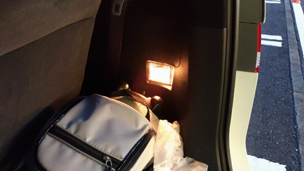 室内灯LED化!