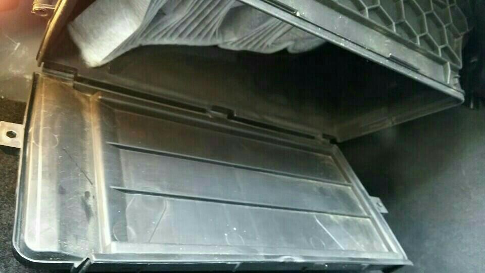 エアコンフィルター洗浄