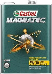 カストロール Magnatec FE 5W-30 4L \2700<br /> <br /> 4949km