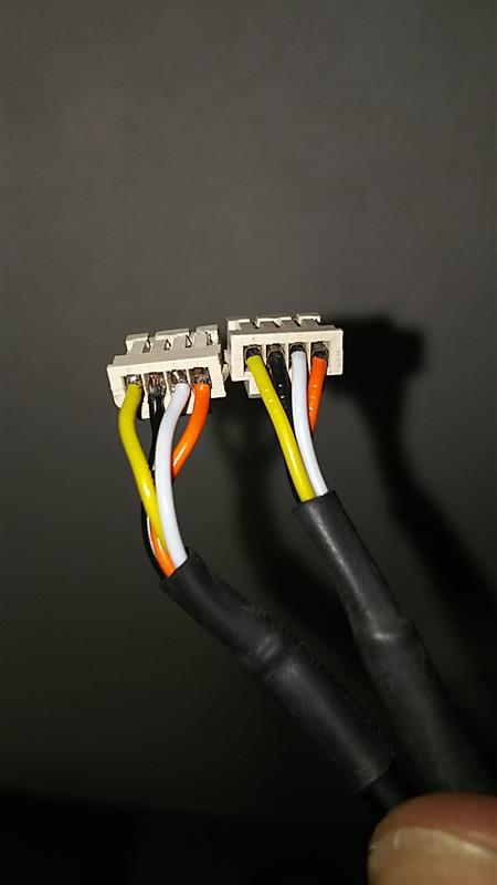 difiリンクメーター電源接触不良の修理