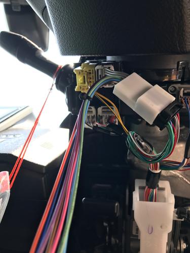 たけっち工房ステアリングスイッチアダプター