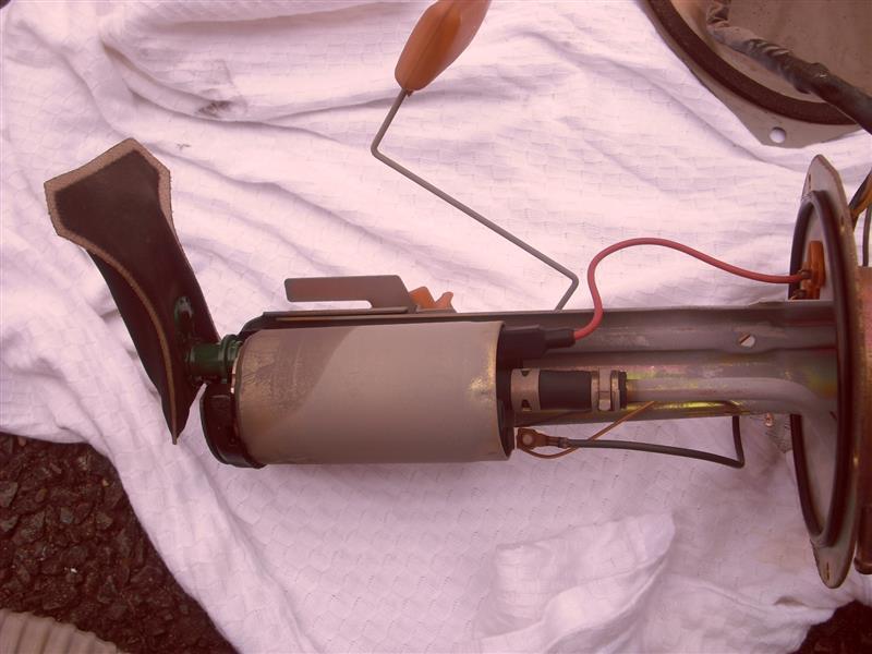 大容量フューエルポンプ/燃料ポンプ 〔容量:255L/h〕 汎用 交換。
