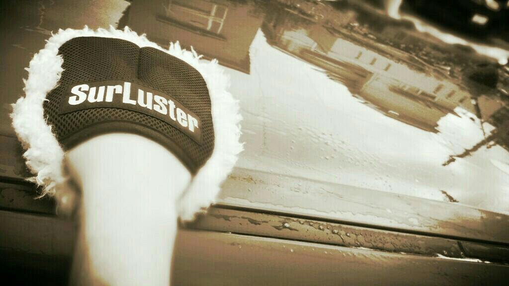 塗膜保護活動♪(紫外線対策)