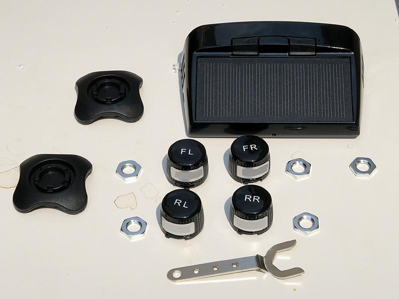 空気圧モニター