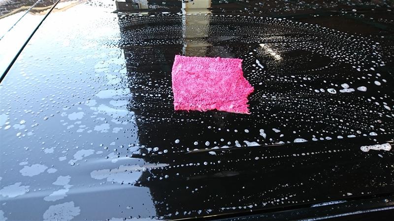 【洗車記録的な?記録用】洗車18回目また磨いてみたり~~(;・∀・)