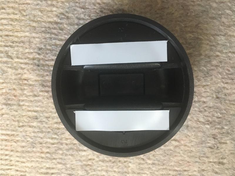 4型ワゴンGL用  パーソナル収納BOX設置