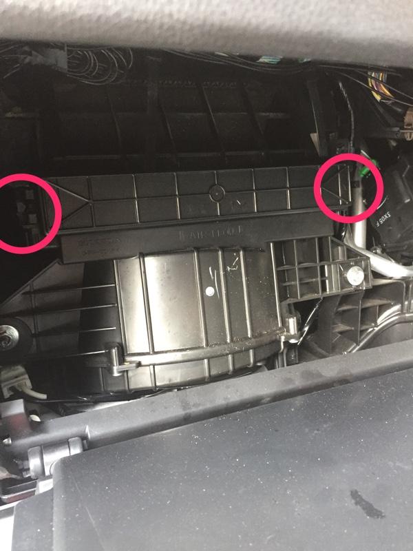 CR-V RM4 エアコンフィルター交換!