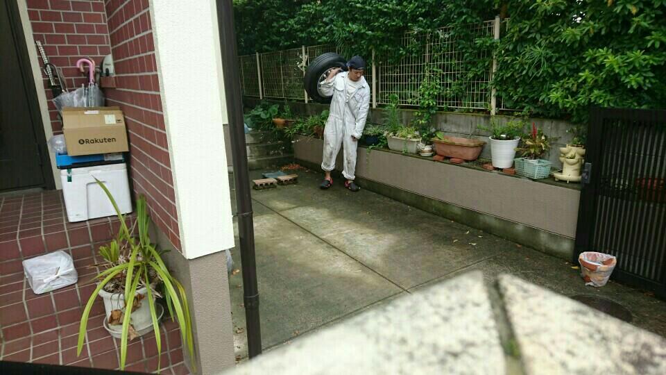 続・純正タイヤ復活!