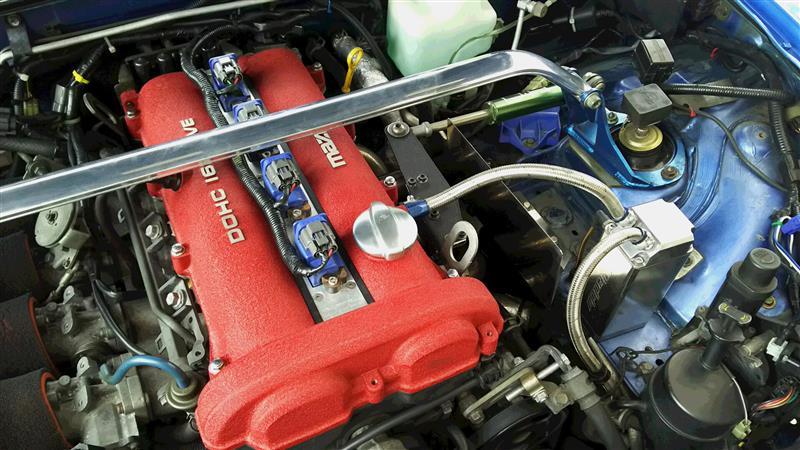エンジン トルクダンパー 修理、補強