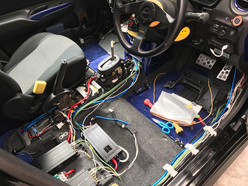 配線処理(J5653-S  installその3)